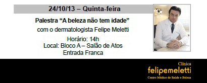 Palestra Felipe Meletti