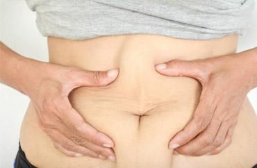 tratamento celulite barriga